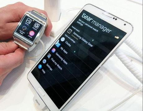 Phone Inspired Watch