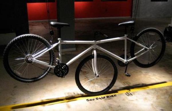 Seesaw Mountain Bike