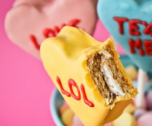 Top 10 Recipes for Conversation Heart Party Foods
