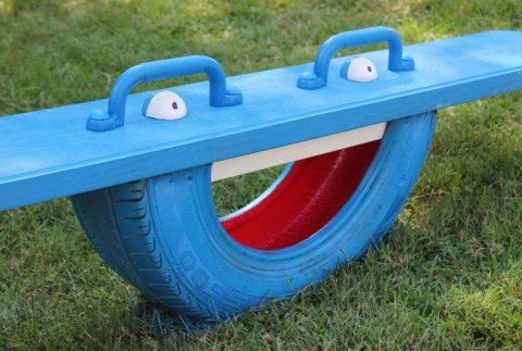 The World's Top 10 Most Unusual Playground Seesaws