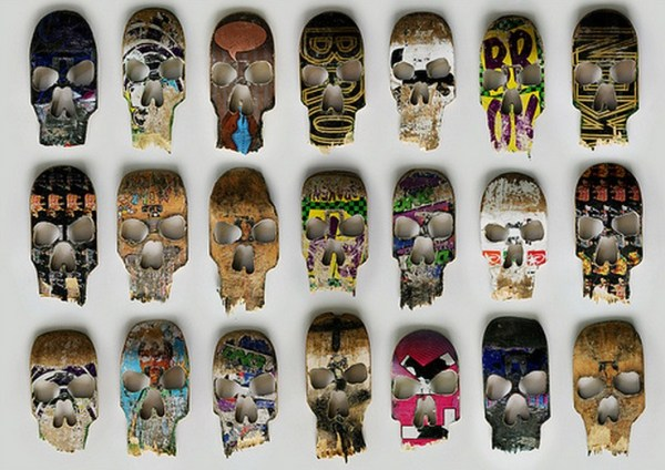 Top 10 Creative Repurposed Skateboards