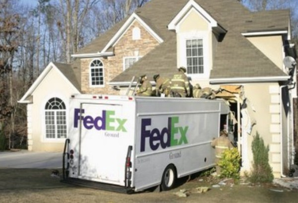 Top 10 Most Disastrous Fedex Truck Crashes