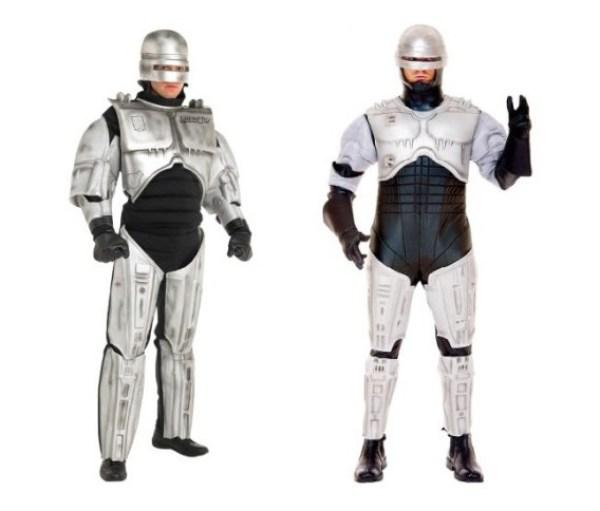 Robocop Complete Fancy Dress Costume