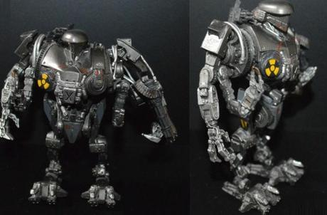 MK2 aka Cain Figure model-kit