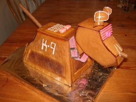 Gingerbread K-9