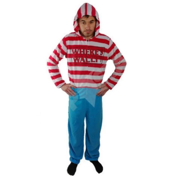 Where's Wally Inspired Onesie