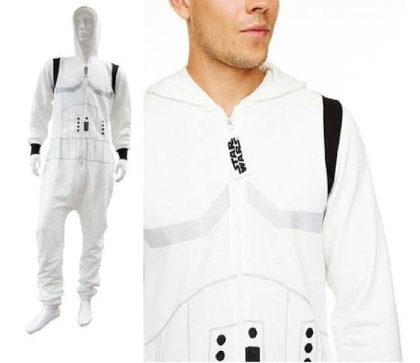 Stormtrooper Inspired Onesie
