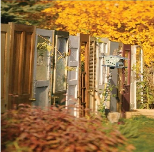 Top 10 Creative and Unusual Garden Fences