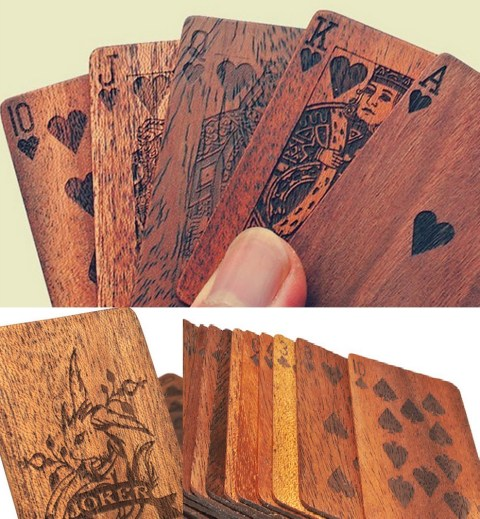 The World's Top 10 Unusual Playing Cards