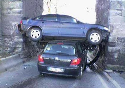 ten of the craziest and most unexplainable crashes and accidents