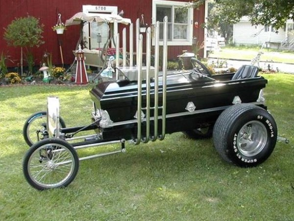 Top 10 Most Amazing Hot Rods