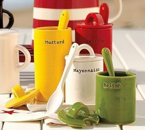Top 10 Unusual Ketchup and Mustard Condiment Sets