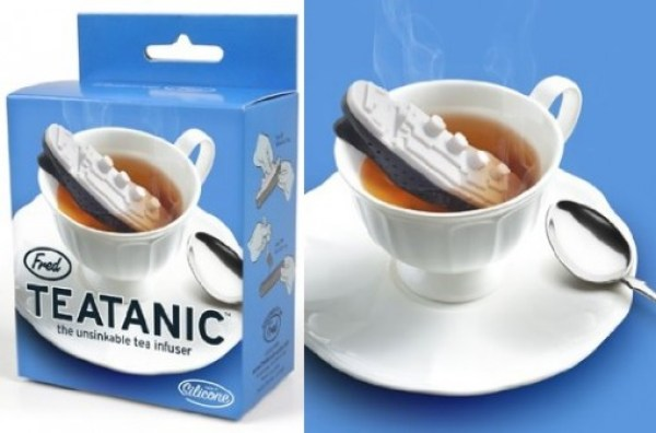 Ten Amazing and Unusual Tea Infusers‎ You Can Buy Right Now
