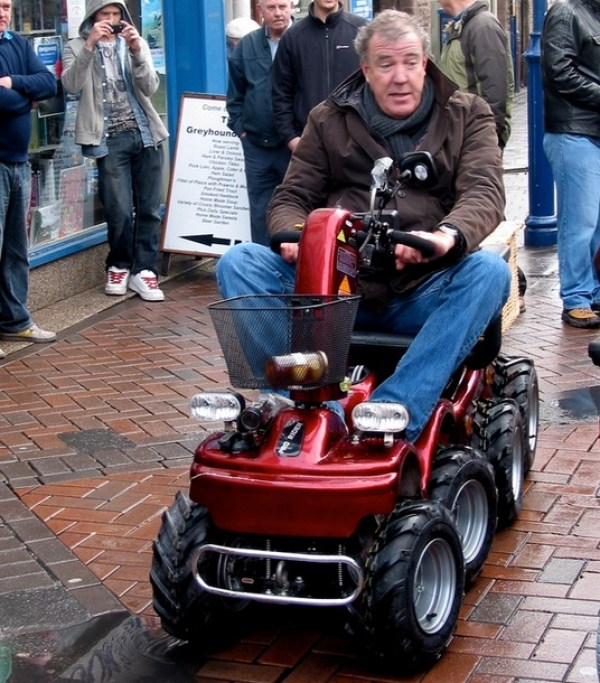 Top 10 Best Modified Mobility Scooters