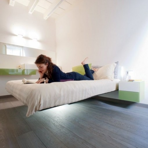 Top 10 Floating Beds