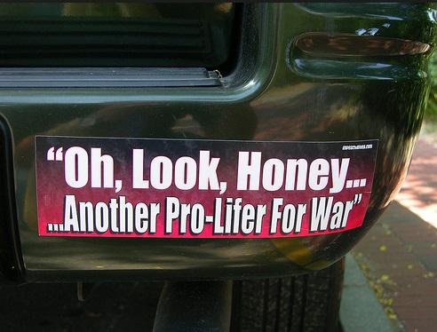 Read a fucking book bumper sticker