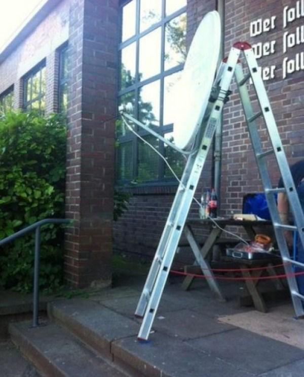 Top 10 Alternative Uses of Ladders