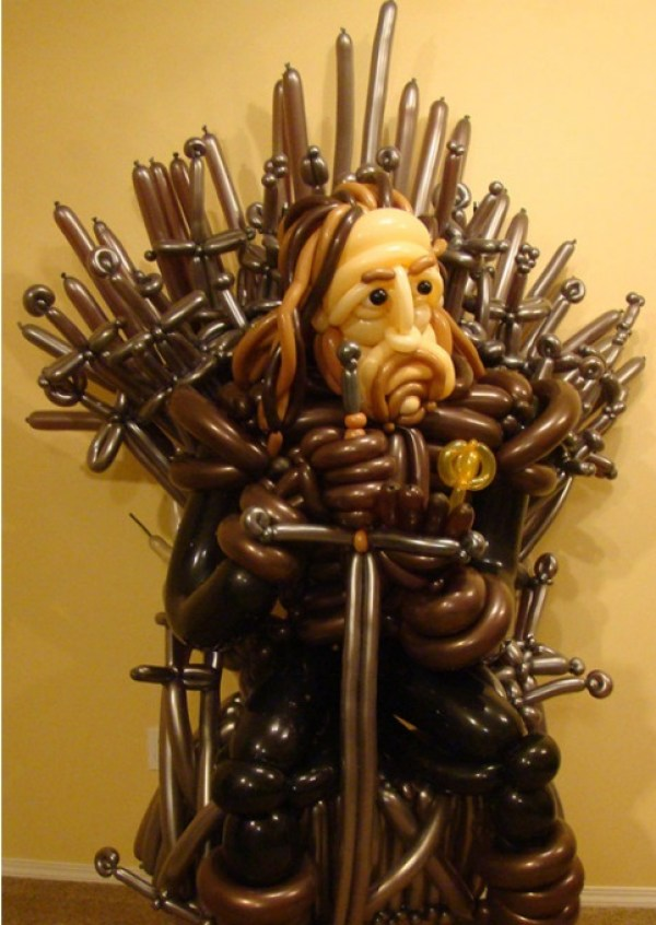 Top 10 Nerdy and Creative Balloon Sculptures
