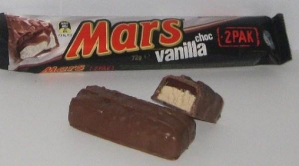 Top 10 Unusual Mars Bars