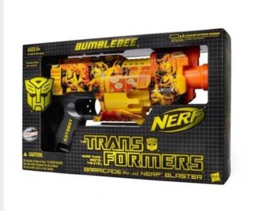 Top 10 Amazing and Unusual Nerf Guns