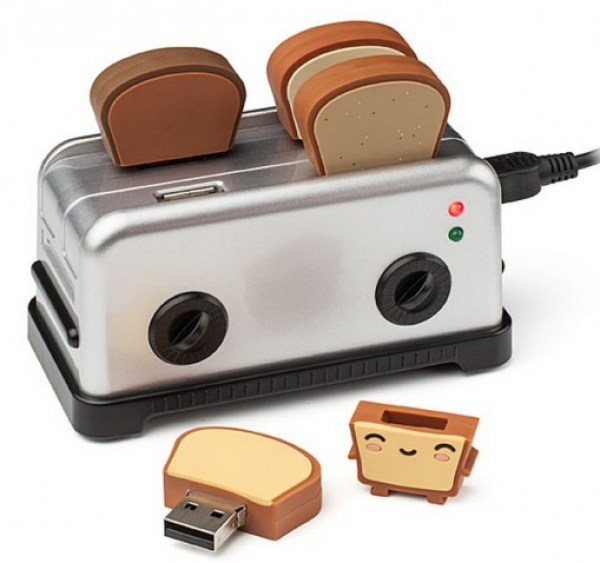 Ten Unusual Toast Gifts Any Fan of Morning Toast Will Love