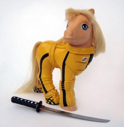Top 10 Unusual My Little Pony pop Icons