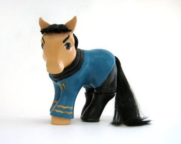 Top 10 Unusual My Little Pony pop Icons