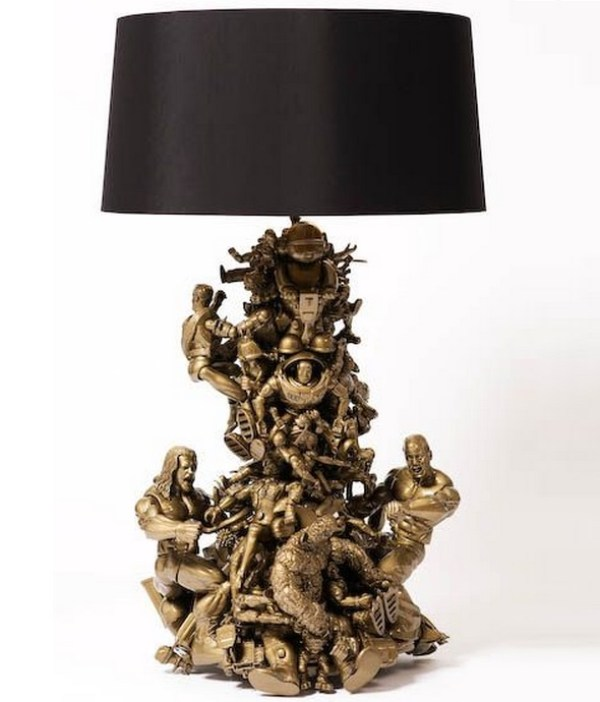 Top 10 Strange and Unusual Lamps