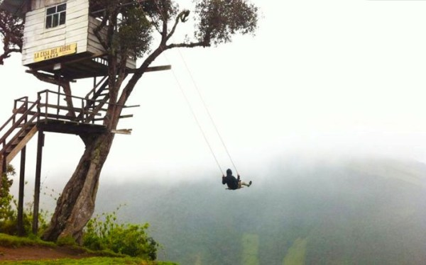 Top 10 Unusual Playground Swings