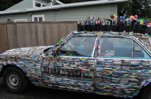 Top 10 Amazing Art Covered Cars