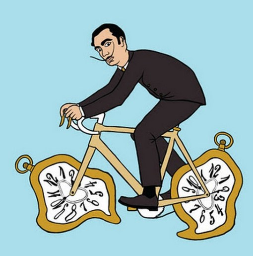 Top 10 Cycling Iconic Character Illustrations