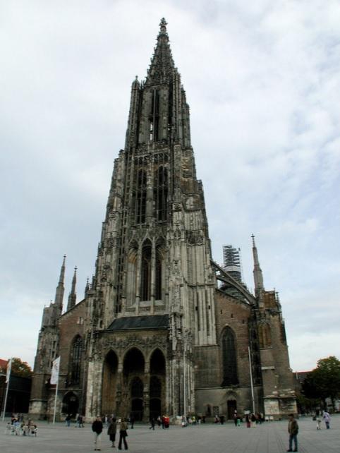 Ulm Minster, Germany