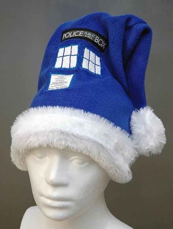 Top 10 Unusual Santa Hats