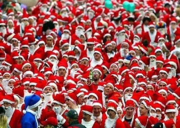 Top 10 Scary Santa Gangs