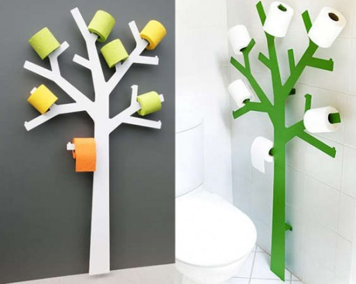 Top 10 Amazing And Unusual Toilet Roll Holders