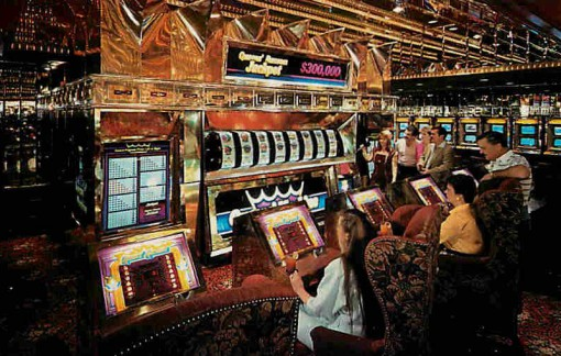 Top 10 Largest Slot Machines in The World