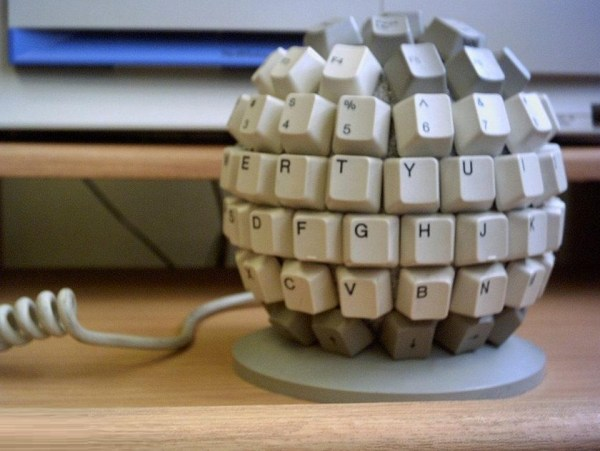 Top 10 Weird and Unusual Computer Keyboards