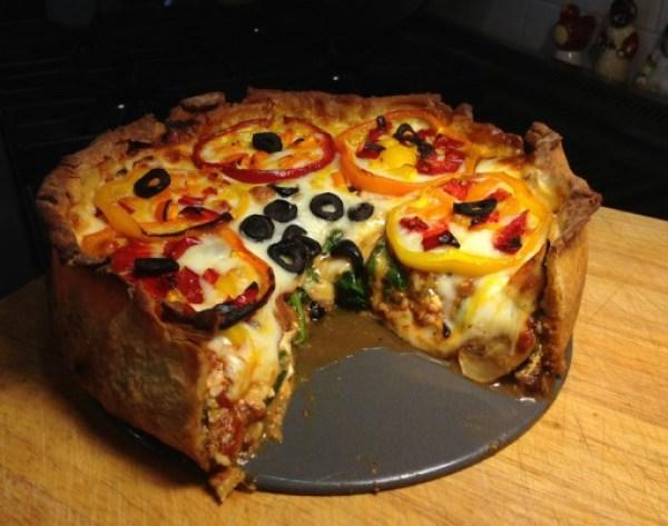 Top 10 Alternative Ways To Eat Pizza
