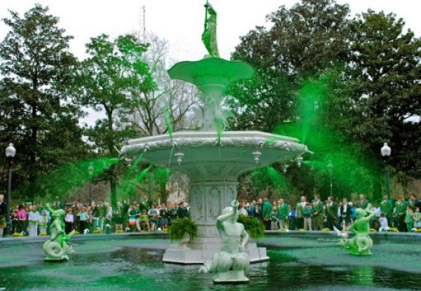Ten of the Worlds Best Saint Patrick's Day Art Installations