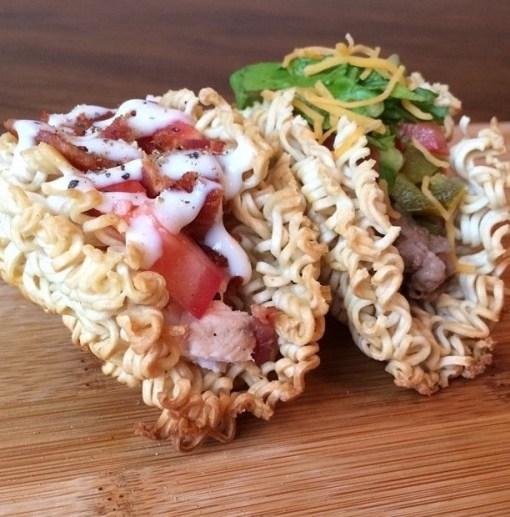 Top 10 Strange and Unusual Taco Recipes