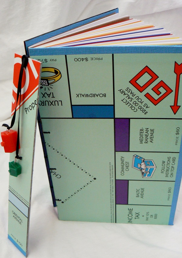 Top 10 Ways To Recycle Monopoly Boards And Game Pieces