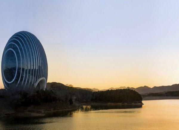 Yanqi Lake Kempinski, Beijing