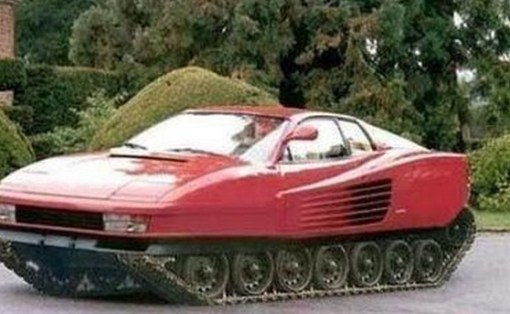 Top 10 Obviously Fake Ferraris