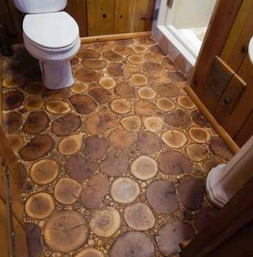 Top 10 Creative and Unusual Bathroom Floors