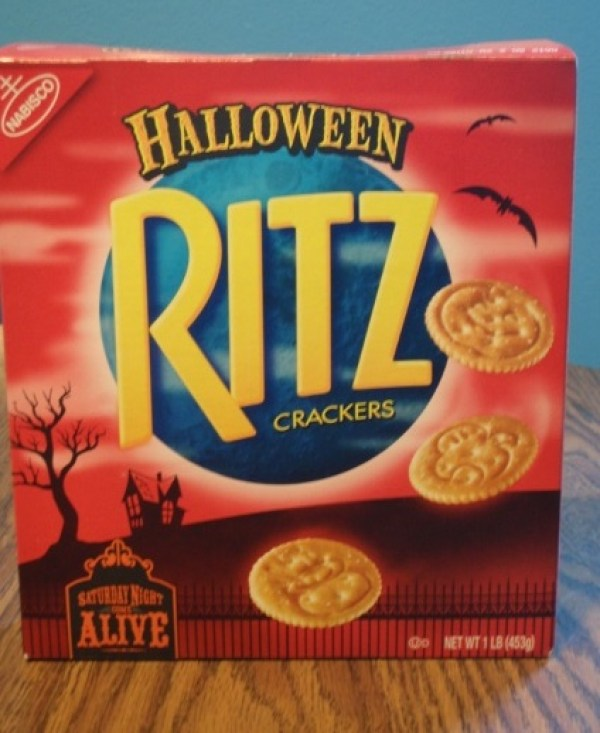 Ten Weird, Crazy and Unusual Ritz Crackers From Around the World