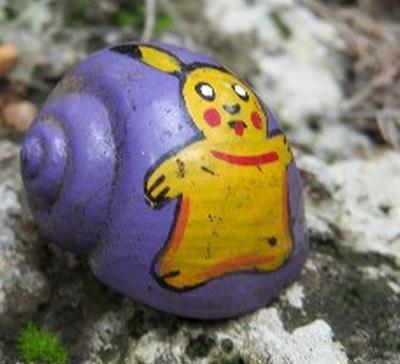 Top 10 Slow Moving, Creative Graffiti snails