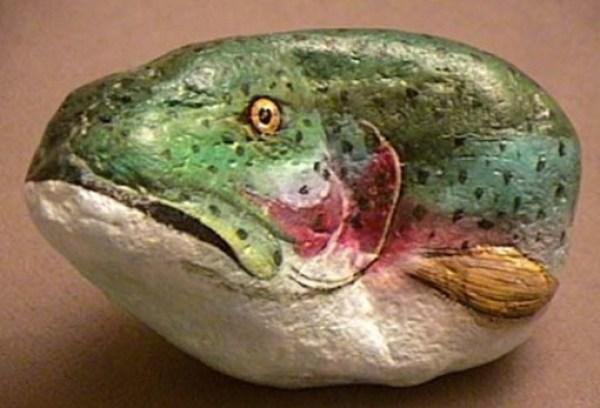 Top 10 Amazing Lifelike Animal Rock Art