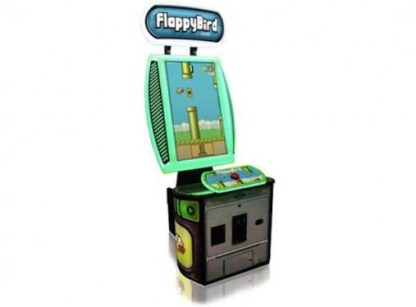 Flappy Bird Arcade Machine
