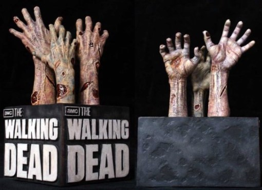 The Walking Dead Bookends