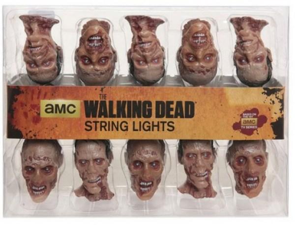 The Walking Dead String Lights